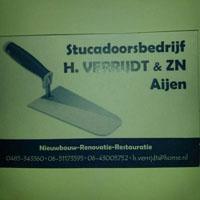 Stucadoorsbedrijf H.Verrijdt