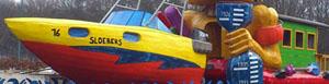 Carnaval Wagenbouwers De Sloebers