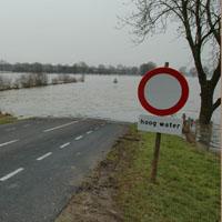 Hoogwater 2011
